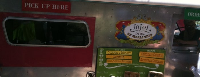 Fojol Bros. of Merlindia is one of Must-visit Food Trucks in Washington.