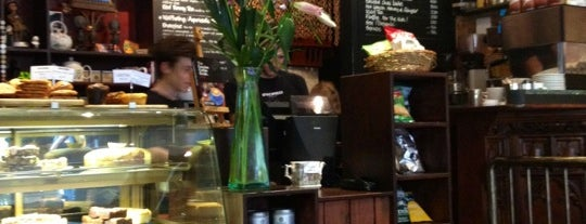 Sacred Café is one of FIFTY BEST: Independent coffee shops.