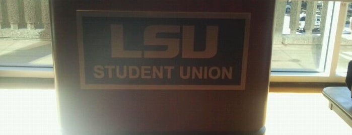 LSU - Student Union is one of College Love - Which will we visit Fall 2012.