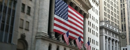 New York Stock Exchange is one of New York City.