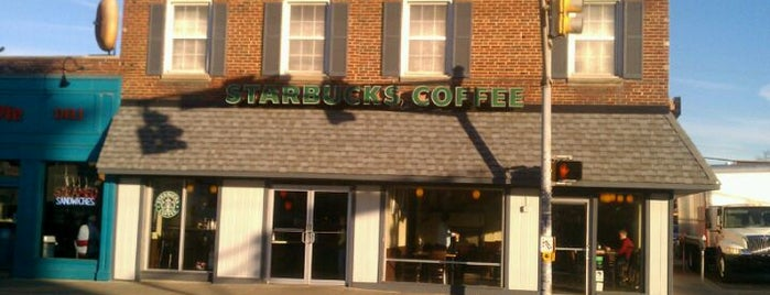 Starbucks is one of The 15 Best Places for Comfortable Seats in Indianapolis.