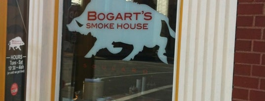 Bogart's Smokehouse is one of Best Places in #STL #visitUS.