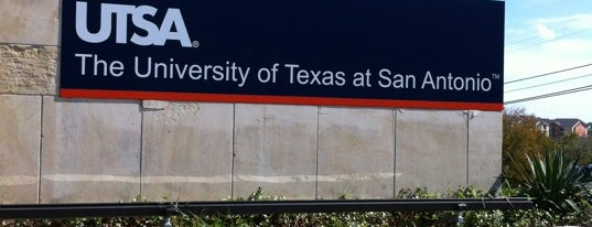 University of Texas at San Antonio is one of Ya es hora-Libera Tu Voz.