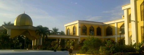 Masjid As-Syarif is one of Baitullah : Masjid & Surau.