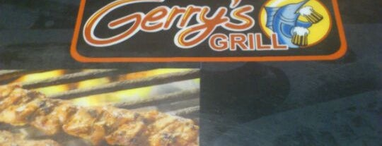 Gerry's Grill is one of dine in.