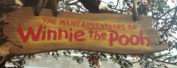 The Many Adventures of Winnie the Pooh is one of All-time favorites in United States.