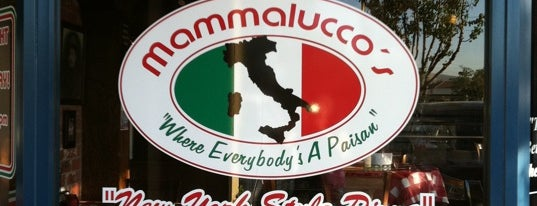 MammaLucco's is one of pizza places of world 2.