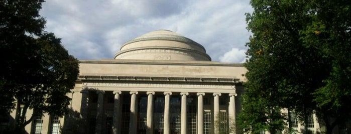 Massachusetts Institute of Technology (MIT) is one of College Love - Which will we visit Fall 2012.