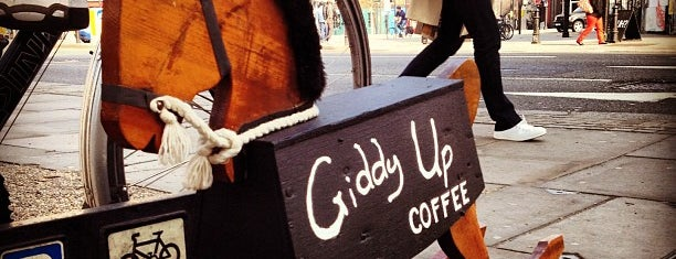Giddy Up Floripa is one of Shoreditch Coffees.
