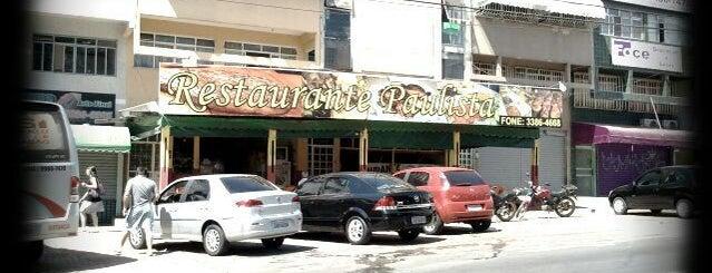 Restaurante Paulista is one of Bandeirante.