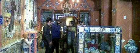 Galerías Pictóricas y Museo José Luis Bello y Zetina is one of Puebla #4sqCities.