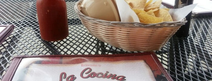 La Cocina is one of Lunch in Alamance County.