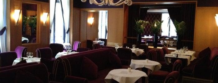 L'Avenue is one of Paris Restaurants, Brasseries, Bistrots.