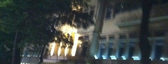 Paulista Avenue is one of AVENIDAS & RUAS | BRAZIL.