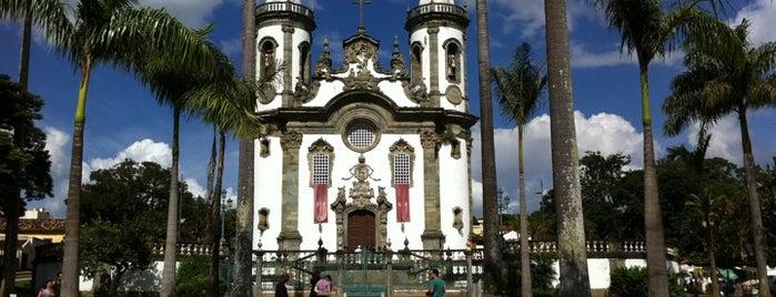 Igreja São Francisco de Assis is one of Guia turístico São João Del Rei.