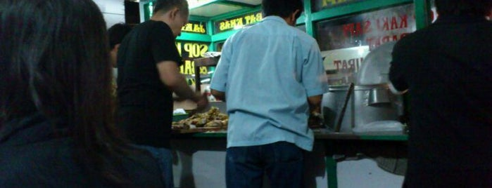 Sop Kaki Sapi & Babat Khas Jakarta is one of Food Spots @Bandung.