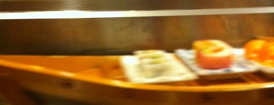 Sushi Boat is one of Favorites in San Francisco.