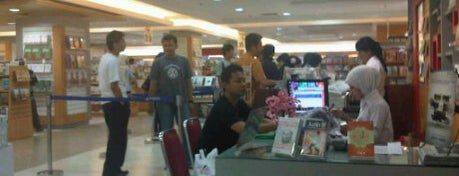 Gramedia is one of Guide to Makassar's best spots.