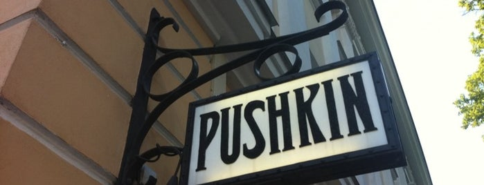 A. Pushkin is one of Must visit.
