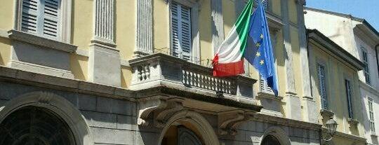 Comune di Codogno is one of Free Wi-Fi.