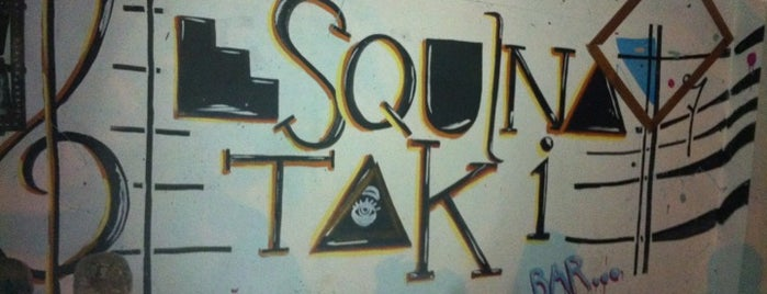 Esquina Taki is one of Noche BAIRES.