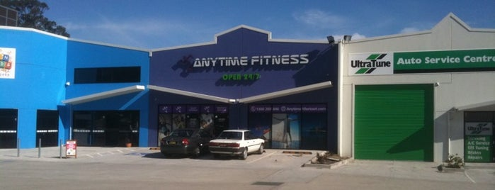 Anytime Fitness is one of Top picks for Gyms or Fitness Centers.