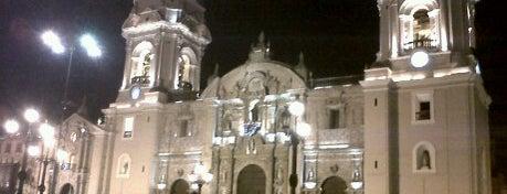 Iglesia Basílica Catedral Metropolitana de Lima is one of Lima, Ciudad de los Reyes.