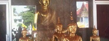 วัดศาลาแดง is one of Holy Places in Thailand that I've checked in!!.