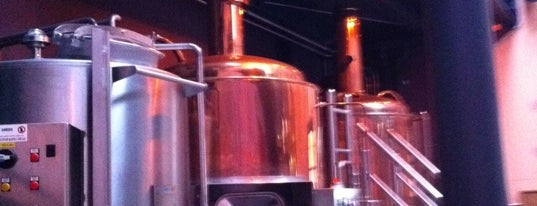 The Old Brewery is one of Awesome places to eat world wide.