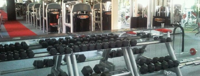 Ennfit is one of Çankaya'da Spor Salonları / Gyms in Çankaya.