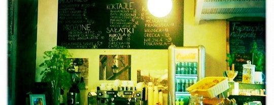 PoProstu Cafe is one of Free hotspot WiFi Warszawa.