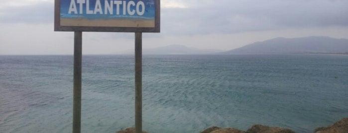 Punta de Tarifa is one of Faros.