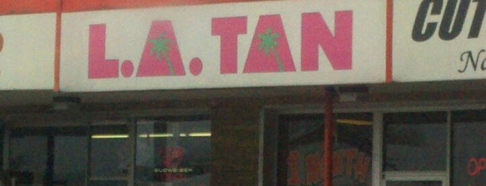 L.A. Tan is one of places i frequent.