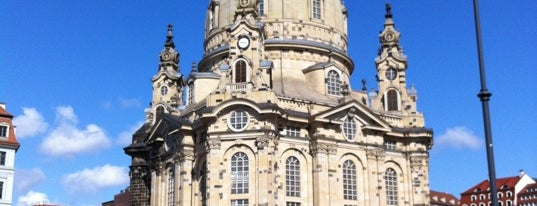 Chiesa di Nostra Signora is one of Dresden.