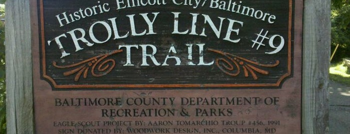 Trolley Trail is one of The Great Outdoors.