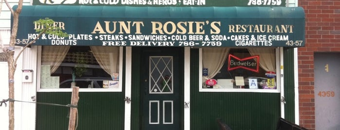 Aunt Rosie S Restaurant Is One Of The 15 Best Places For Corned Beef Hash In Queens