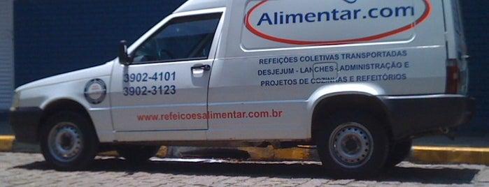 Alimentar.com Refeicoes Coletivas is one of Prefeituras.