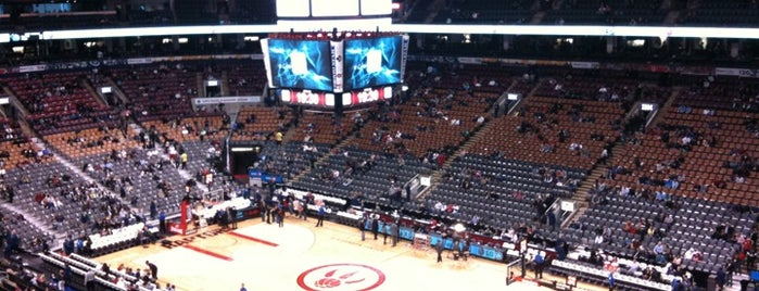Air Canada Centre is one of Sport Staduim.