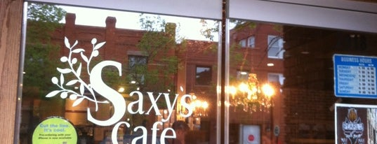 Saxy's Cafe is one of Top picks for Coffee Shops.