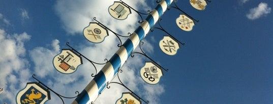 Wiener Platz is one of Munich Sights.