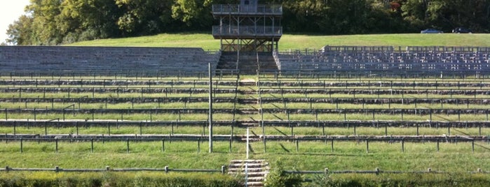Iroquois Steeplechase is one of Top 10 favorites places in Nashville, TN.