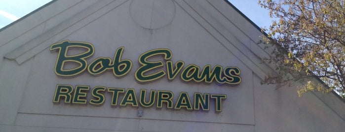 Bob Evans Restaurant is one of Eateries.