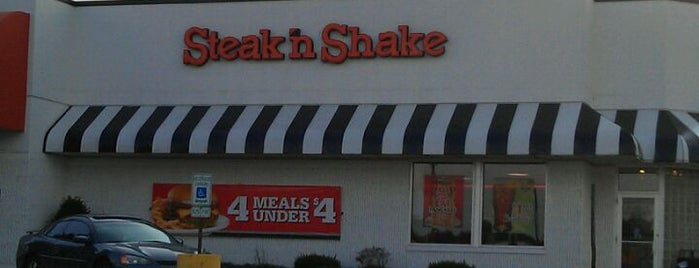 Steak 'n Shake is one of Lincoln 1.