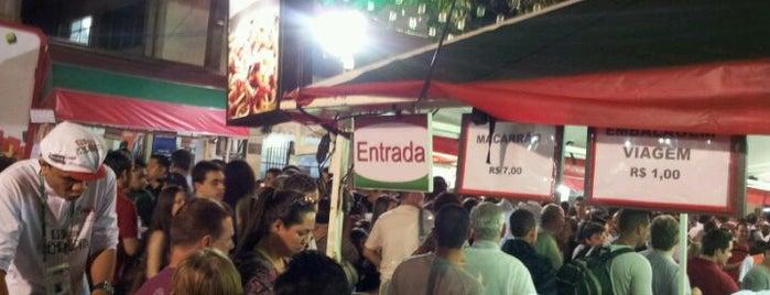 Festa de Nossa Senhora Achiropita is one of Lugares que recomendo - SP.
