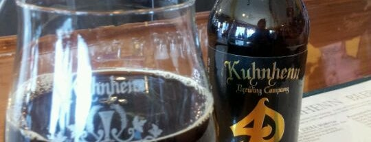 Kuhnhenn Brewing Co. is one of Top 10 Detroit Microbreweries & Brewpubs.
