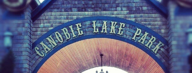 Canobie Lake Park is one of My Room, My Sanctuary.