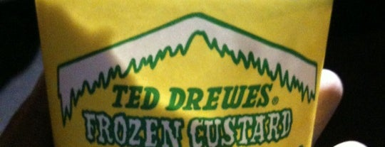 Ted Drewes Frozen Custard is one of Best Places to Check out in United States Pt 3.