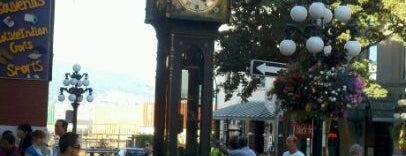 Gastown Steam Clock is one of Canada Favorites.