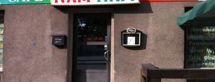 Näm Näm Cafe is one of The Barman's bars in Tallinn.