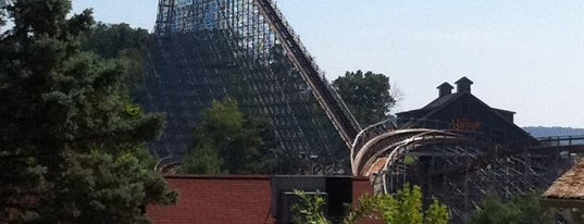 Holiday World & Splashin' Safari is one of Best Places to Check out in United States Pt 2.